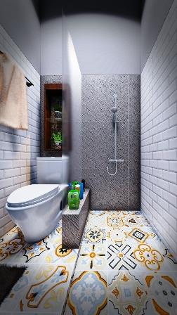 kamar mandi kost babarsari