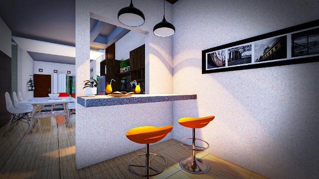 Lounge Kost Babarsari